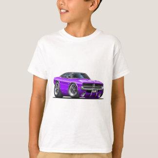 Camiseta Carro do roxo do carregador de Dodge