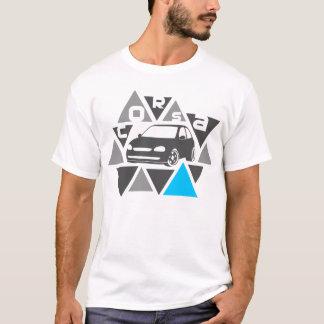 Camiseta Carro do triângulo - Corsa-