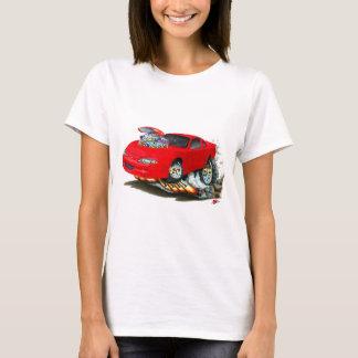 Camiseta Carro do vermelho de Monte 2000-05 - de Carlo