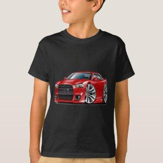 Camiseta Carro do vermelho do carregador SRT8