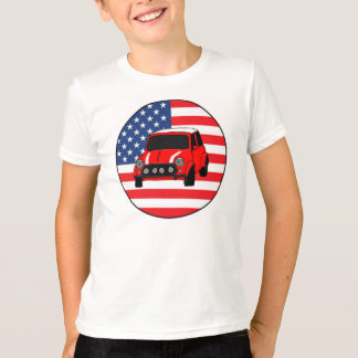 Camiseta Carro feito sob encomenda legal