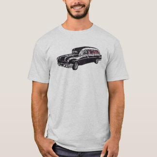 Camiseta Carro fúnebre