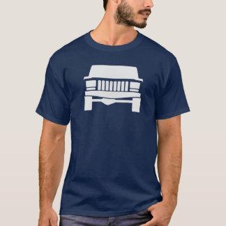 Camiseta carro offroad