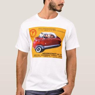 Camiseta Carro rodado de Messerschmitt 3 do vintage de