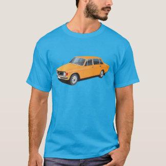 Camiseta Carro sueco velho dos anos 70 adiantados
