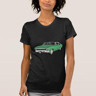 Camiseta Carro verde do músculo 1968