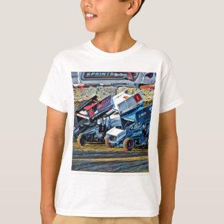 Camiseta Carros de corridas