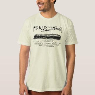 Camiseta Carros de motor 1911 da gasolina de McKeen