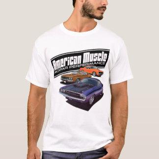 Camiseta Carros do músculo de Dodge