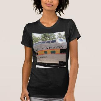 Camiseta Carruagem Railway do Grand Canyon, arizona