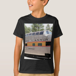 Camiseta Carruagem Railway do Grand Canyon, arizona