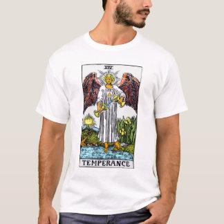 Camiseta Cartão de Tarot da moderação