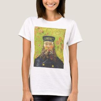 Camiseta Carteiro Joseph Roulin - Vincent van Gogh do