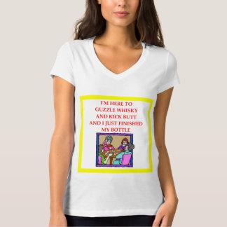 Camiseta cartões