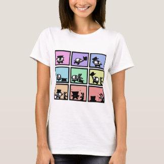Camiseta Cartoon