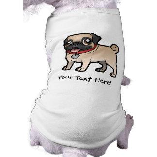 Camiseta Cartoonize meu animal de estimação