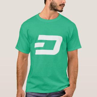 Camiseta Casa aberta 2017 do T do traço