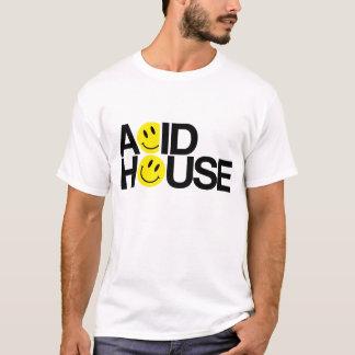 Camiseta Casa ácida