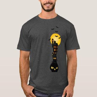 Camiseta Casa assombrada