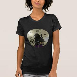 Camiseta Casa assombrada assustador
