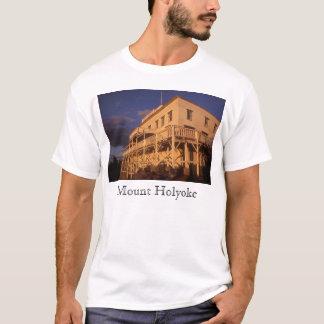 Camiseta Casa da cimeira de Mount Holyoke