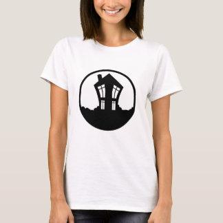Camiseta Casa da mercadoria de Geekery