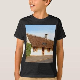 Camiseta Casa de campo de Robert Burns, Alloway, Scotland