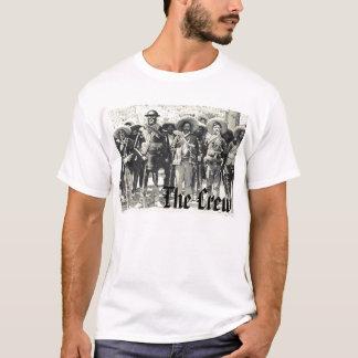 Camiseta casa de campo do pancho, grupo