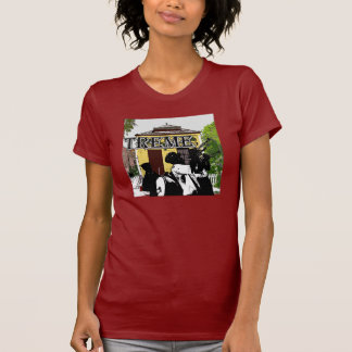 Camiseta Casa de Treme
