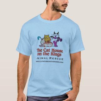 Camiseta Casa do gato nos reis, t-shirt