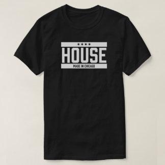Camiseta Casa feita em Chicago