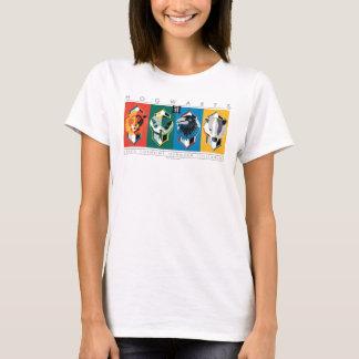 Camiseta Casa Sigils de Harry Potter   HOGWARTS™