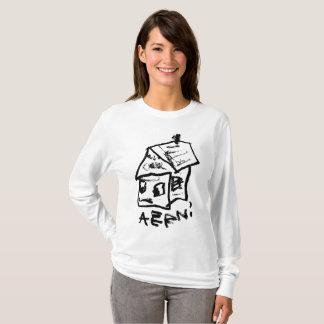 Camiseta CASA TRISTE VIII por JUSTIN AERNI