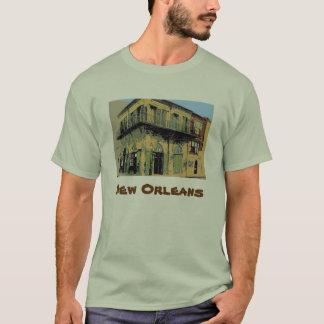Camiseta Casa velha do absinto, Nova Orleães