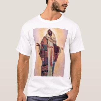 Camiseta Casaco de Jesus de muitas cores