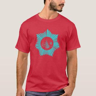 Camiseta Casaco do império otomano de braço