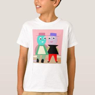 Camiseta casais humpty