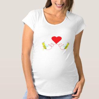 Camiseta casal das abelhas