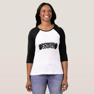 Camiseta Casal do poder