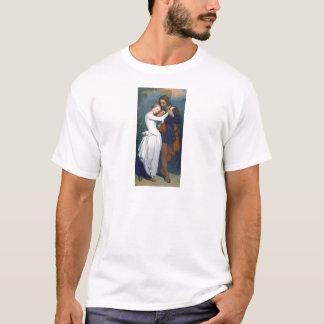 Camiseta Casal romance medieval