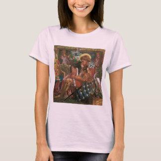 Camiseta Casamento de St George, princesa Sabra por