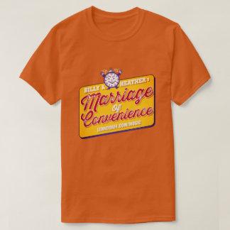 Camiseta Casamento do t-shirt da loja/cor