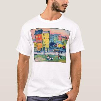 Camiseta Casas em Munich, 1908