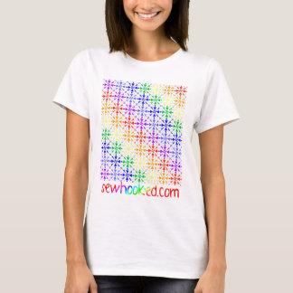 Camiseta Cascata do arco-íris de Zazzle