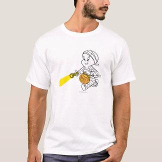 Camiseta Casper no traje da mamã