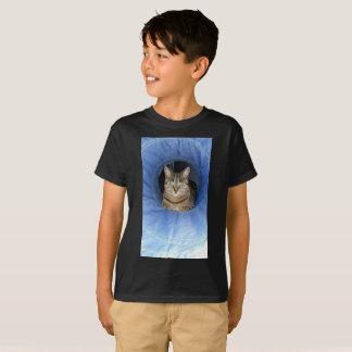 Camiseta Casper o gato de noz