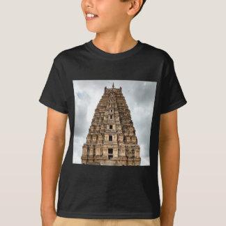 Camiseta castelo asiático velho