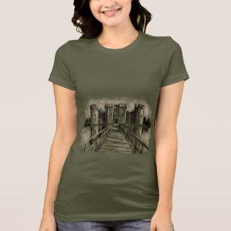 Camiseta Castelo de Bodiam - Sussex do leste, Reino Unido