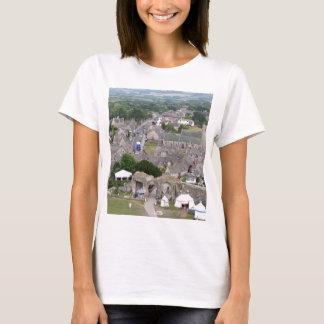 Camiseta Castelo de Corfe, Dorset, Inglaterra