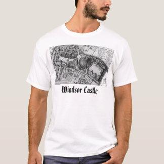Camiseta Castelo de Windsor, castelo de Windsor